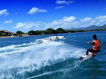 Profitez des nombreuses activités nautiques de l'Intercontinental