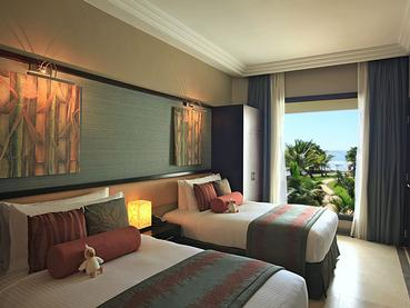 Family Room de l'hôtel Intercontinental Resort