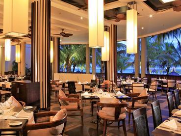 Le restaurant Senseo de l'hôtel Intercontinental à Balaclava