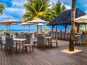 Délicieux cocktails exotiques au Sugar Cane Bar de l'Intercontinental