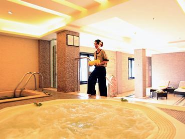 Le spa de l'hôtel 5 étoiles Intercontinental Mauritius
