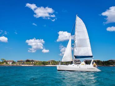 Naviguez sur les eaux claires de l'Océan Indien à l'Intercontinental
