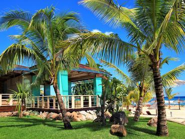 Le restaurant Segala de hôtel Intercontinental Mauritius