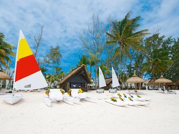 Profitez des nombreuses activités nautiques de l'Ambre Resort