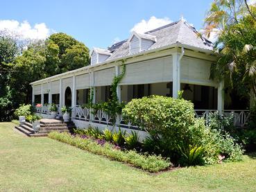 La Demeure Saint Antoine est l'une des plus belles maisons coloniales de l'île Maurice