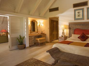 Senior Suite Pavilion de La Pirogue à l'île Maurice