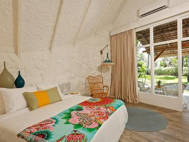 Garden Bungalow de l'hôtel La Pirogue à l'île Maurice