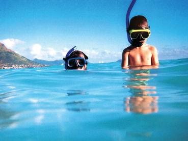 Les enfants auront droit à de nombreuses activités à La Pirogue