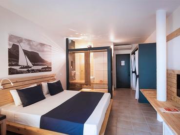 Comfort Room de l'hôtel Veranda Pointe aux Biches