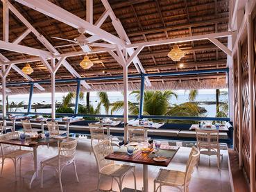 Le restaurant Senses de l'hôtel Veranda Poite aux Biches