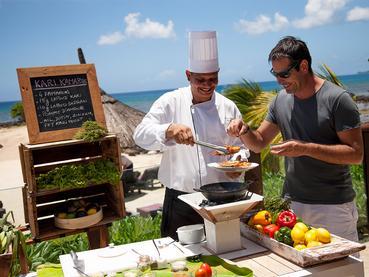La cuisine Mauricienne n'aura plus de secret pour vous après un cours au Veranda