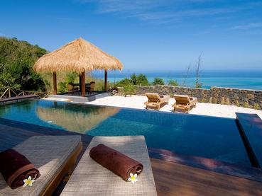 L'Exclusive Suite Seaview Pool Piton Canot