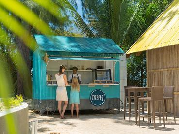 Découvrez le concept de street food mauricien au Ti Taba-J du Coin de Mire