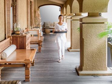 Offrez vous un pur moment de bien être au spa du Mauricia