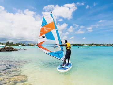Profitez des nombreuses activités nautiques du Mauricia