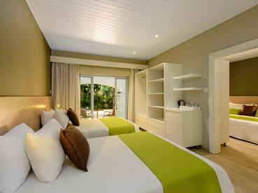 2 Bedroom Family Apartment du Mauricia Beachcomber