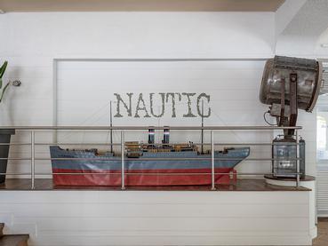 Le restaurant Le Nautic du Mauricia vous propose des spécialités de fruits de mer