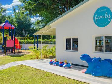 Activités ludiques pour les petits au Kids Club du Méridien