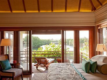 Villa Stilts de l'hôtel Constance Le Prince Maurice