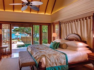 Beachfront Villa de l'hôtel Constance Le Prince Maurice à Belle Mare