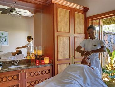 Profitez des somptueux soins du spa du Prince Maurice