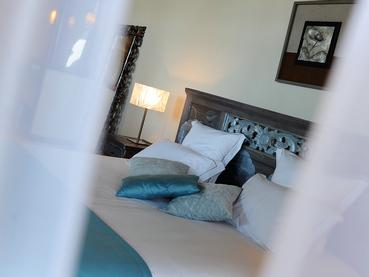 Suite Honeymoon de l'hôtel Sakoa à Grand Baie
