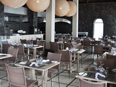 Le restaurant La Baie du Cocotiers Seaside Boutik Hotel