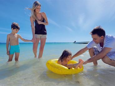 Profitez de la mer en famille
