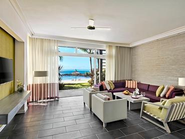 Long Beach Executive Suite de l'hôtel Long Beach