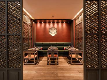 Le restaurant japonais Hasu du Long Beach Mauritius