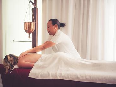 Profitez des somptueux soins du spa du Long Beach