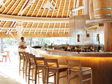 Le K-Bar de l'hôtel LUX* Belle Mare à l'île Maurice