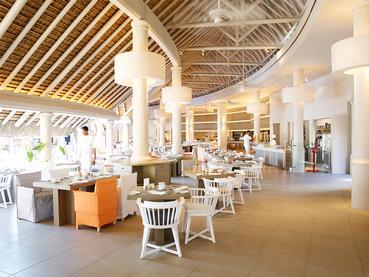 Le restaurant Mixe du LUX* Belle Mare à l'Ile Maurice