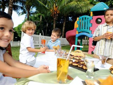 Les enfants auront droit à de nombreuses activités au LUX*