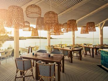Voyage culinaire en Turquie au restaurant Bodrum Blue du LUX* Grand Gaube