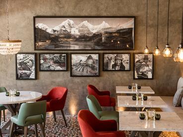 Cap sur le Pérou et l'Argentine avec le restaurant Inti du LUX* Grand Gaube