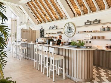 Savourez le fameux café LUX* au LUX* Grand Gaube