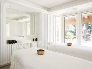Profitez des somptueux soins du spa du LUX* Grand Gaube