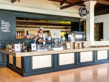 Dégustez un succulent Café Maison LUX*
