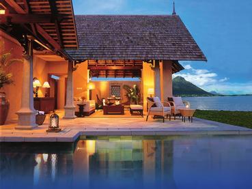 Suite villa deluxe front de mer