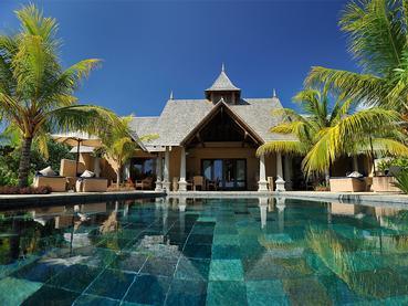 Villa suite présidentielle