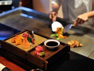 Dégustez des plats japonais