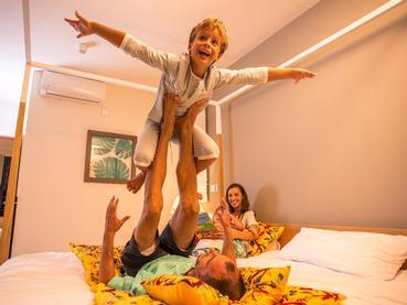 Les Marguery Exclusive Villas sont parfaits pour des vacances en famille
