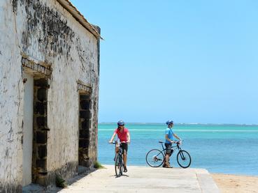 Profitez d'une balade à vélo à Riviere Noire