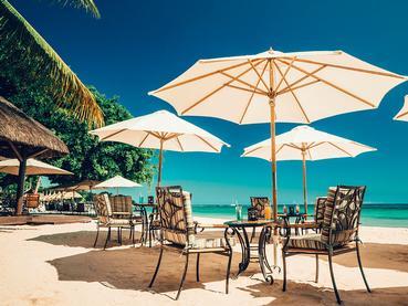 La Marée Beach Bar de l'hôtel Maritim Resort & Spa