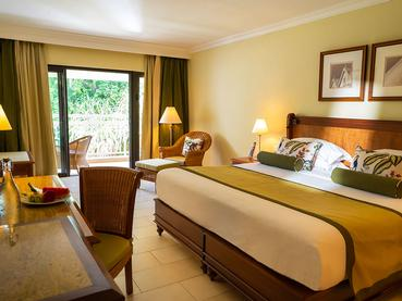 Deluxe Room de l'hôtel Maritim