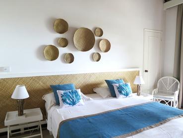 La chambre Standard de l'hôtel Mourouk Ebony
