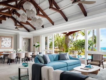 Villa One du One & Only Le Saint Géran à l'île Maurice