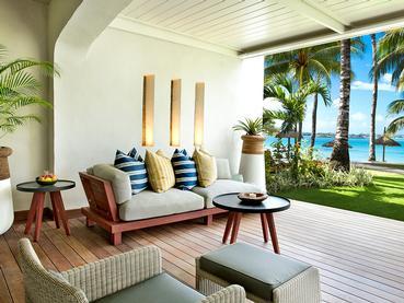 Ocean Suite du One & Only Le Saint Géran Mauritius