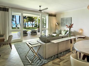 3 Bedroom Beach Front Suite du One & Only Le Saint Géran